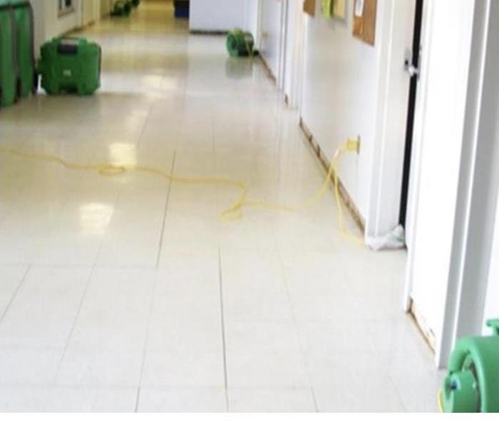 Large Commercial Water Loss