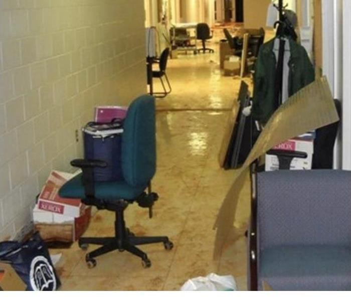 School Water Cleanup