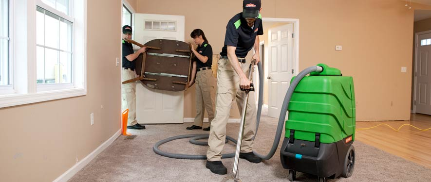 Johnson City, TN residential restoration cleaning